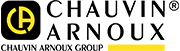 Chauvin Arnoux logo and website link